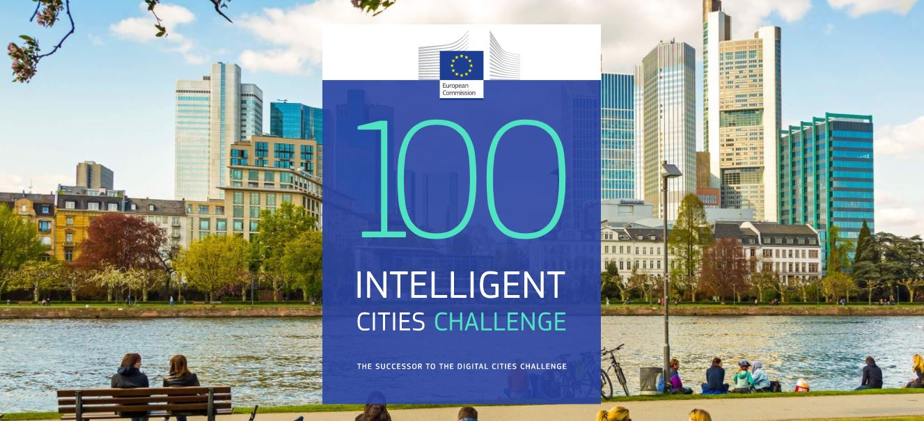 A blueprint for action: the European Commission's 100 intelligent cities challenge